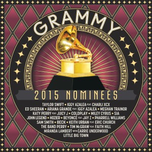 2015 GRAMMY Nominees CD - CDRCA7447