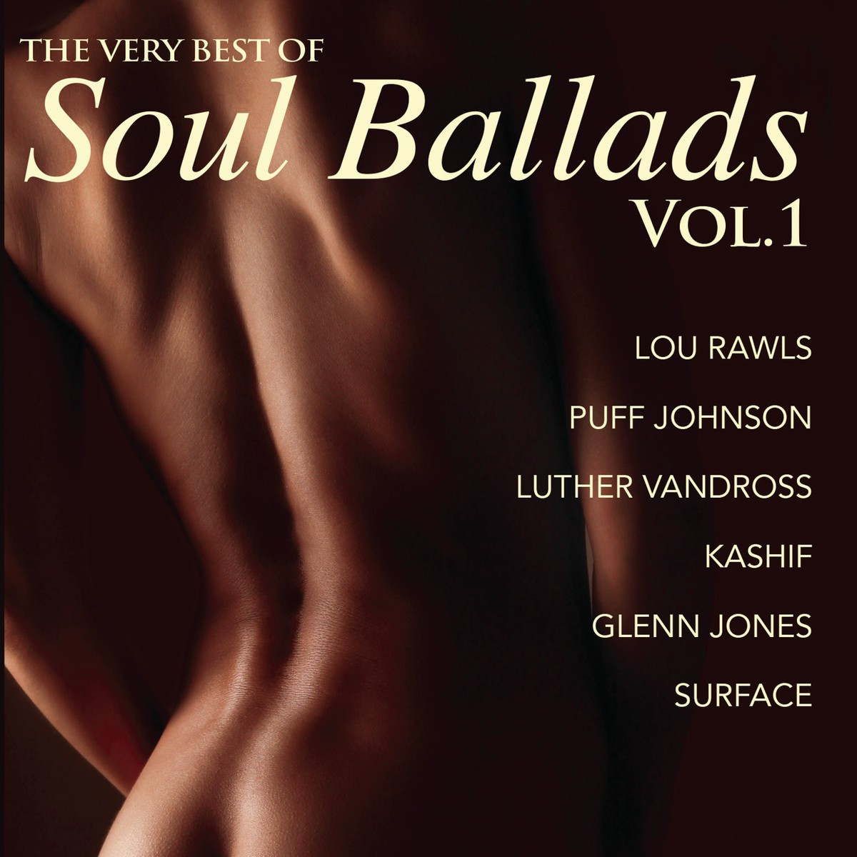 The Very Best Of Soul Ballads Vol.1 CD - CDSM589