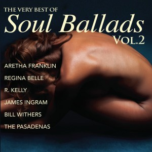 The Very Best Of Soul Ballads Vol. 2 CD - CDSM590