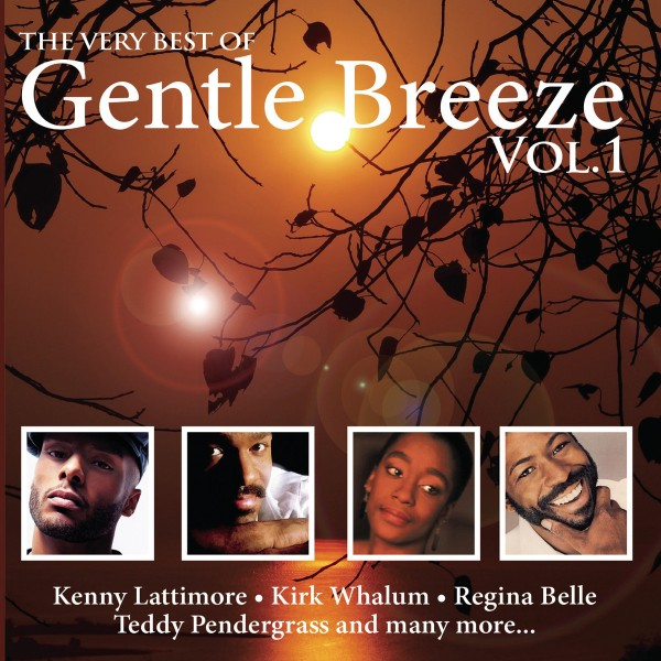 The Very Best Of Gentle Breeze Vol. 1 CD - CDSM587