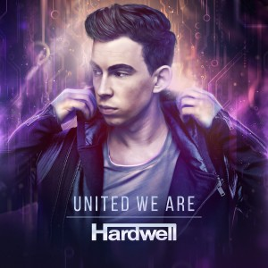 Hardwell - United Are We CD - CDJUST 730