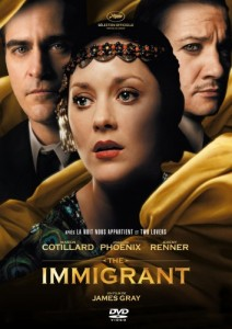 The Immigrant DVD - SVVD-235
