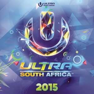 Ultra South Africa 2015 CD - CDBSP3330