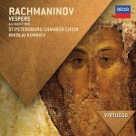 Nikolai Korniev , Olga Borodina , St.Petersburg Chamber Choir - Rachmaninov: Vespers (All-Night Vigil), Op. 37 CD - 00289 4787892