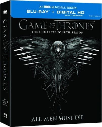 Game of Thrones: Season 4 Blu-Ray - Y33333 BDW