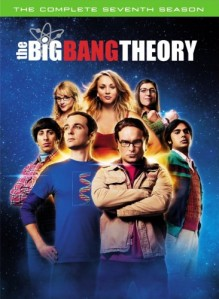 The Big Bang Theory: Season 7 DVD - Y33236 DVDW