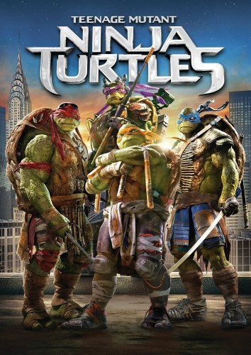 Teenage Mutant Ninja Turtles DVD - EL139013 DVDP