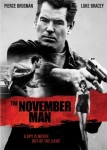 The November Man DVD - 04093 DVDI