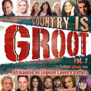 Country Is Groot Vol.2 CD - CDJUKE 90