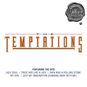The Temptations - Silver Collection: The Temptations  CD - BUDCD 1399