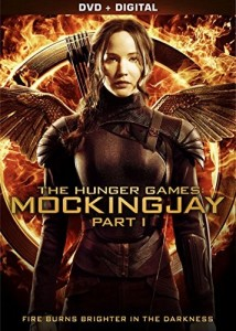 The Hunger Games: Mockingjay - Part 1 DVD - 04101 DVDI