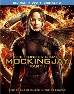 The Hunger Games: Mockingjay - Part 1 Blu-Ray - 04101 BDI