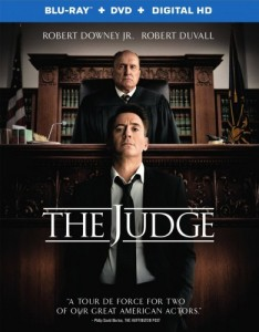 The Judge Blu-Ray - Y33552 BDW