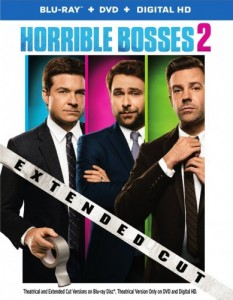 Horrible Bosses 2 Blu-Ray - Y33625 BDW