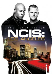 NCIS: Los Angeles: Season 5 DVD - EU136669 DVDP