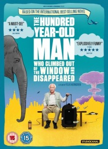 The 100-Year-Old Man Who Climbed Out the Window and Disappeared DVD - BSF 008