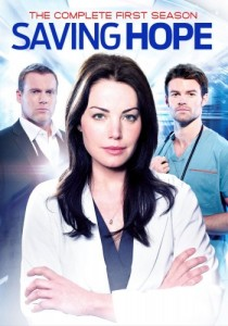 Saving Hope: Season 1 DVD - SEND-085