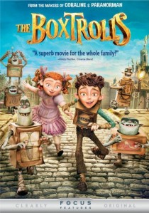 The Boxtrolls DVD - 69124 DVDU