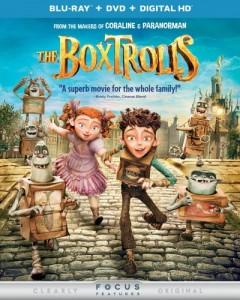The Boxtrolls Blu-Ray - BDU 69123