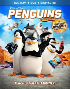 Penguins of Madagascar Blu-Ray - BDF 56905
