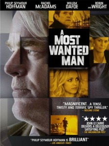 A Most Wanted Man DVD - 10224734