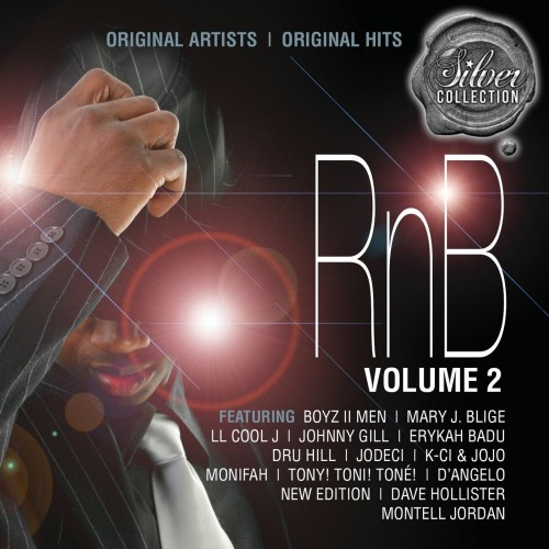 Silver Collection: R&B  Volume 2 CD - BUDCD 1411