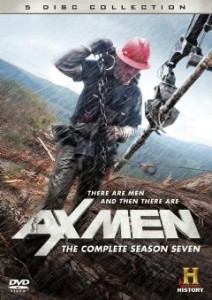 Ax Men: Season 7 DVD - GOHC7399