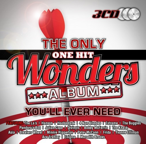The Only One Hit Wonders Album You'll Ever Need CD - DGCD 178