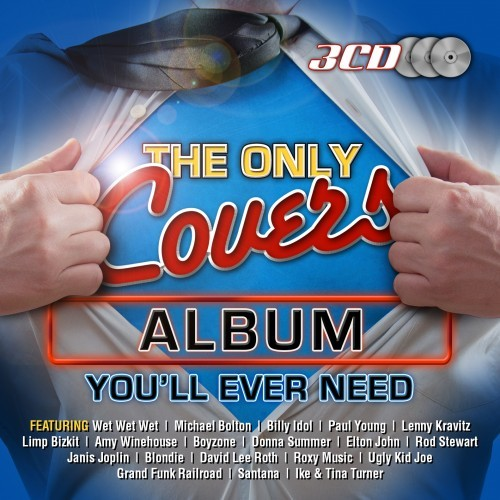 The Only Covers Album You'll Ever Need CD - DGCD 177