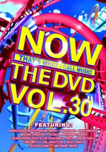 Now That's What I Call Music! The DVD Vol.30 DVD - UMFDVD 320