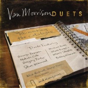 Van Morrison - Duets: Re-working The Catalogue CD - CDRCA7457
