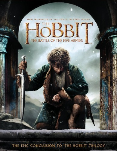 The Hobbit: The Battle of the Five Armies DVD - Y33654 DVDW