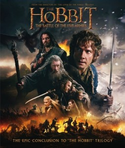 The Hobbit: The Battle of the Five Armies Blu-Ray - Y33616 BDW