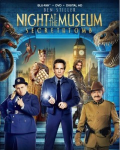 Night at the Museum: Secret of the Tomb Blu-Ray - BDF 62208