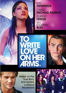 To Write Love on Her Arms DVD - E5501 DVDS