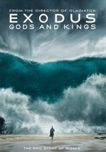 Exodus: Gods and Kings DVD - 61522 DVDF