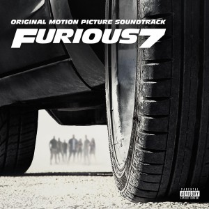 The Fast And The Furious: Furious 7 (Original Motion Picture Soundtrack) CD - ATCD 10396