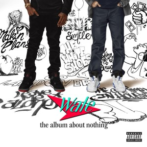 Wale - The Album About Nothing CD - ATCD 10393