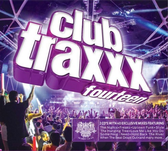 Club Traxxx Vol 14 CD - CSRCD 395