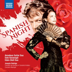 Dale Kavanagh , Amadeus Guitar Duo & Eden-Stell Guitar Duo - Spanish Night CD - 8573441