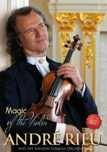 Andre Rieu - Magic Of The Violin DVD - 06025 4725821