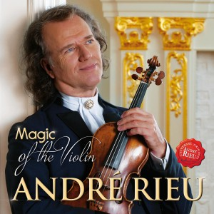 Andre Rieu - Magic Of The Violin CD - 06025 4725817