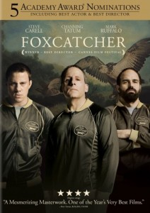 Foxcatcher DVD - 10225694