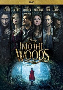 Into the Woods DVD - 10224940