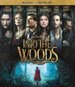 Into the Woods DVD - 10224930