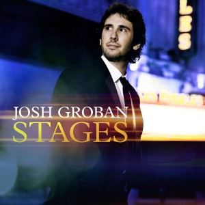 Josh Groban - Stages CD - WBCD 2338