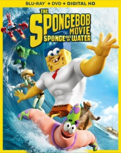 The SpongeBob Movie: Sponge Out of Water Blu-Ray - WLBD140707 BDP