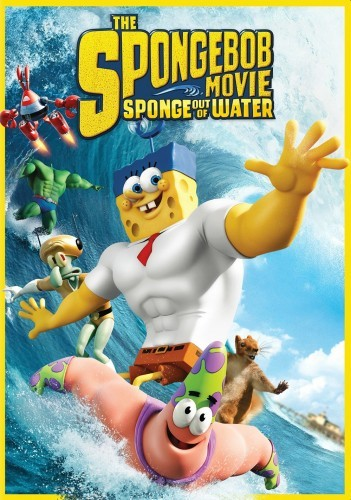 The SpongeBob Movie: Sponge Out of Water DVD - EL138990 DVDP