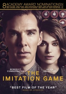The Imitation Game DVD - 10224909