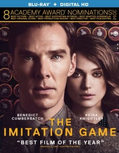 The Imitation Game Blu-Ray - 10224468